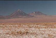 CHILE - trilhas e travessias