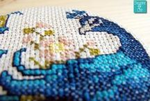 Cross stitch / by Bewareofcat