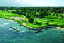 Гольф в Доминикане/ Golf in Dominican Republic