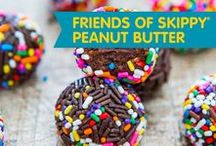 Friends of SKIPPY® Peanut Butter / Our blogger friends made some uniquely nutterific recipes and shared them with us here!