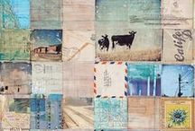 Collage/art journals  / by Betsy Randall-David