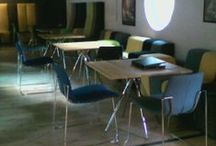home and office furniture (chairs, armchairs, tables) / draft and designes