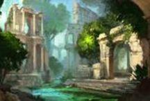 Abandoned Places / Ahol megállt az idő