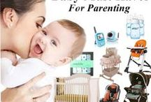 Best Baby Products / Essential baby products you must have for efficient baby care.