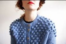 sewing and knitting ideas / by Veronica Lassenius