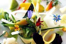 fleurs légumes et aromates / by mimine