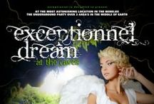 Dream at the caves / Feest in caverne de Geulhem