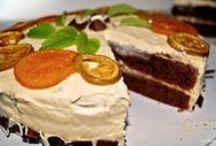 Cake recipes / Recipes and art of healthy baking