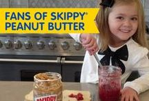 Fans of SKIPPY® Peanut Butter / Meet some of our biggest fans as they dig into their favorite peanut butter. Anyone need a napkin?