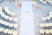 Down the Aisle / Wedding Ceremony aisle decor