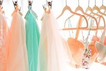 Getting Ready for your Wedding Day / Hairstyles, makeup, and party ideas to relax