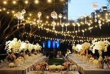 Weddings: Decor Inspiration / Wedding day decor ideas for our amazing brides.