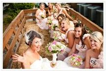 Casual Rustic Weddings / The casual rustic wedding theme details
