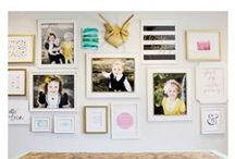 Gallery Wall for the Boss Lady's Office