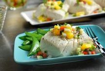 Flavorful Fish Recipes / From grilled fish with a twist to seafood pastas, there are about as many flavorful seafood recipes as there are fish in the sea.