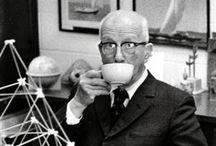 archi - Buckminster Fuller / buckminsterfullerene