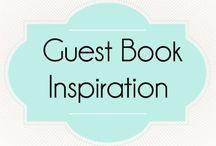 Guest Book Inspiration