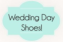 Wedding Day Shoes!
