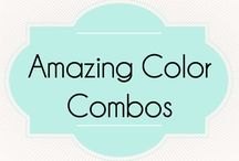 Amazing color combos