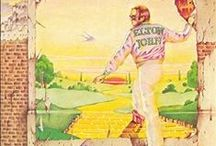 GOODBYE YELLOW BRICK ROAD / Goodbye Yellow Brick Road - Elton John from the album Goodbye Yellow Brick Road released October 15, 1973 MCA LABEL / by Lori Key