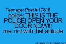 HAHAHAHA / For my LOL moments / by Emily #Divergent #TobiasEatonisBAE #EatDauntlessCake