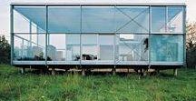 archi - Maison de Verre / architecture / … Quel paesaggio domestico mi sembrava essere esattamente ciò che in tutta la vitaavevo desiderato per la casa che non ho mai avuto. … Enrique Vila-Matas