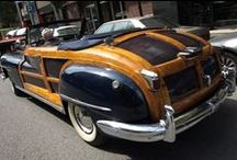 Chrysler TownCountry Convertible de 1948 con detalles en vinilo impreso madera by Pronto Rotulo / Un Chrysler TownCountry Convertible de 1948! y ahora, qué le haremos? Simplemente quitarle los vinilos estilo madera que están viejos, lijar las partes levantadas de la laca interna, diseñarle unas guardas en madera e imprimirlas para aplicarlas en los laterales y detrás! Resultado? Espectacular!  Vinilos impresos alta gama + laminado brillante protector MacTac  + info en http://www.prontorotulo.com/ + info en https://www.facebook.com/prontorotulo + info en https://www.twitter.com/prontorotulo  / by Pronto Rotulo