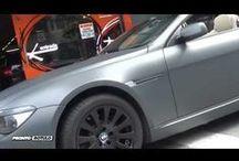 BMW 645 Ci Cabrio de Gris a Gris Mate Metalizado - Car Wrapping by Pronto Rotulo / Lo tienes guardado y lo usas poco ya que es un clásico, no? BMW 645 C1 Cabrio en Gris Metalizado Brillante cambia su imagen integral, hasta las llantas!  Vinilado Integral con Materiales alta gama MacTac wrap y detalles pintados en Negro Mate.  + info en http://www.prontorotulo.com/ + info en https://www.facebook.com/prontorotulo + info en https://www.twitter.com/prontorotulo + info en https://www.youtube.com/prontorotulo + info en http://www.pinterest.com/prontorotulo / by Pronto Rotulo