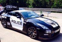 Nissan GT-R POLICE - Diseño & Rotulacion - Car Wrap by Pronto Rotulo since 1993 / Te garantizamos que ni se te puede ocurrir la gráfica que llevará esta bruta bestia como lo es el Nissan GT-R, pero ahora yá puedes verla de primera mano!  Vinilado de partes del coche con diseños de idea Policia EEUU para un evento by Pronto Rotulo since 1993 Materiales media duración.  + info en http://www.prontorotulo.com/ + info en https://www.facebook.com/prontorotulo + info en https://www.twitter.com/prontorotulo + info en https://www.youtube.com/prontorotulo  / by Pronto Rotulo