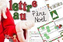 {***Noël/Christmas***} / Activités de Noël à faire dans la classe. Activities to do in the classroom for Christmas. Joyeuses Fêtes