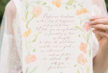 Vows / Wedding Vows