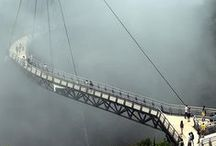 Attra-verso ponti strade