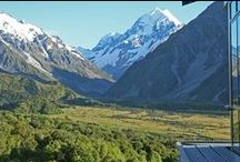 The Hermitage Hotel / The Hermitage Hotel is the perfect place to base your adventure and discover why the Aoraki Mount Cook region has endeared itself to Kiwi adventure seekers for so long.