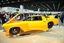 Sema show ridler cars