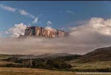 VENEZUELA - Monte Roraima e Gran Sabana / Fotos do monte Roraima e Gran Sabana