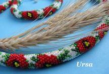 Ursa - pasja i hobby / Biżuteria i wszelakie dodatki ręcznie tworzone