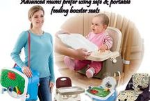 Baby Feeding Products / For new mums - essential feeding products, reviews & tips to make their kids mealtime more enjoable.
