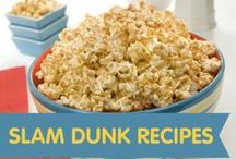 Slam Dunk Recipes / by SKIPPY® Peanut Butter