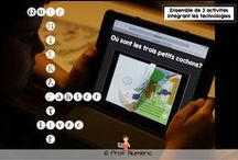 Cahiers interactifs Prof Numéric / Cahier interactif de la numération, etc. - Littérature Jeunesse - iBooks pour iPad - Cahier interactif
