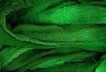 Green Colors / Green inspiration