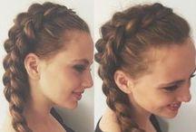 Hair / Hairstyles.