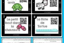 Applications iPad au primaire / Applications iPad au primaire. Apps de mathématique, Apps de réalité augmentée, Apps au préscolaire, Apps en Français, etc.