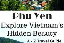 Best of Vietnam Travel / Planning to travel to Vietnam? Check out my collection of Vietnam's hidden gems and make all your friends jealous with a trip to these awesome destinations! #vietnamtravel