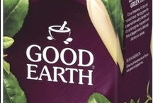 Good Earth Tea / Good Earth Tea has been around for just over 4 decades and it already one of the most favorite brands for tea lovers. They pride themselves in pushing the boundaries when it comes to availing different types of strong flavors and aromas for you to enjoy. The Good Earth Teas do not contain any artificial additives or preservatives to keep you healthy and refreshed. http://theteasupply.com/store/category/good-earth-tea/