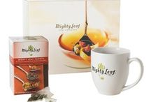 Mighty Leaf Tea / Mighty Leaf Teas are made only from handpicked ingredients like whole leafs, tropical fruits and even spices. Apart from the handpicked ingredients, with the Mighty Leaf teas, you get your favorite custom blends of tea in unique handcrafted tea pouches that make sure you get the full flavors of the ingredients and nothing else. http://theteasupply.com/store/category/mighty-leaf-tea/