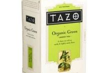 Tazo Tea / When it comes to organic teas, one of the best brands you can find is Tazo Tea. You can enjoy soothing teas from various regions of the world like, Japan, South Africa and Nepal. The Tazo Teas come in a wide variety of flavors like citrus, mint, tropical and Roast. http://theteasupply.com/store/category/tazo-tea/