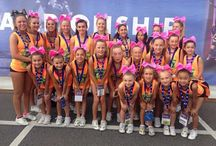 Future Worlds Athletes / Our youngest athletes look forward to the day they step on the Worlds Stage!