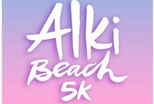 Alki Beach 5k Walk & Run / Celebrate a survivor. Honor someone you've lost to breast cancer. Support friends, family and co-workers.
