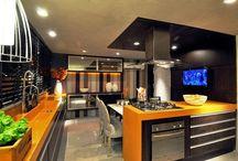Kitchen | cozinha / by Gabi Ribeiro