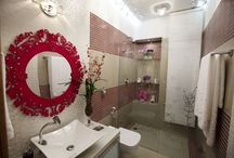 Bathroom | banheiro / by Gabi Ribeiro